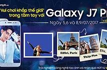 Tham gia trải nghiệm Galaxy J7 Pro, nhận quà miễn phí tại Viễn Thông A