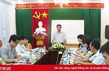 Công ty CP Truyền dẫn phát sóng Truyền hình ĐBSH xin mở rộng phủ sóng ra 6 tỉnh Bắc Trung Bộ