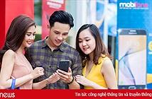 MobiFone tung gói cước roaming quốc tế đến Hàn Quốc, Nhật Bản, Lào… rẻ như mua SIM bản địa