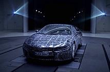 BMW tung video giới thiệu xe điện thể thao BMW i8 Roadster