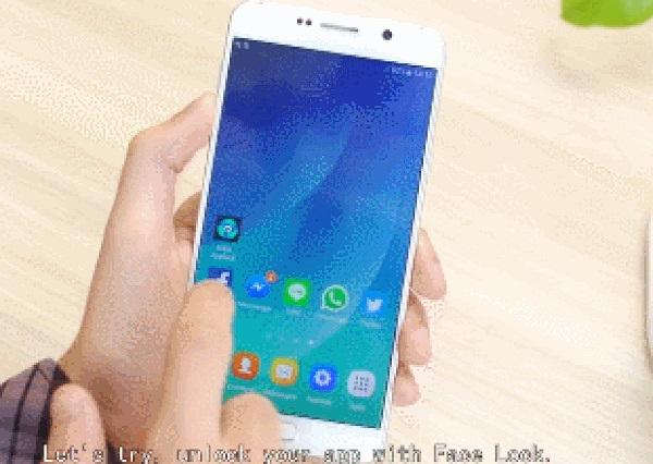 Tuyệt chiêu mang chức năng bảo mật gương mặt lên smartphone Android