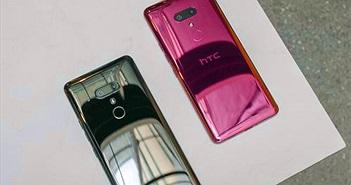 HTC U12 plus ra mắt thị trường Việt: 4 camera, Snapdragon 845, giá 20 triệu đồng