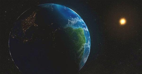 Trái Đất đi qua điểm xa Mặt Trời nhất