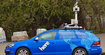 3 công ty ô tô hàng đầu thế giới bỏ tiền tỷ mua HERE Maps để làm gì?