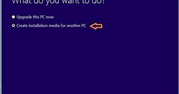 Hướng dẫn cách cài Windows 10 trên máy tính Mac