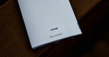 Sharp ra mắt smartphone viền siêu mỏng mới vào 8/8