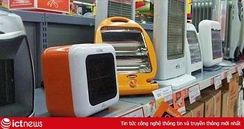 Vượt mặt Trung Quốc, hàng điện gia dụng Thái Lan ồ ạt đổ vào Việt Nam
