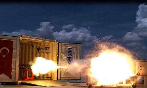 Vũ khí điện từ Nga-Mỹ quá chậm so với Thổ Nhĩ Kỳ