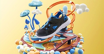 Biti's vừa công bố concept giày thông minh: có khả năng đo cân nặng cơ thể và nhịp tim của trẻ ngay từ... đế giày?