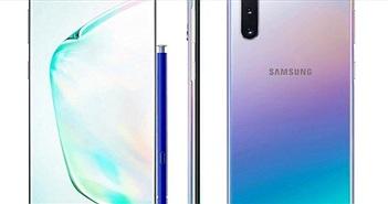 Samsung xác nhận chức năng được mong chờ trên dòng Galaxy Note 10