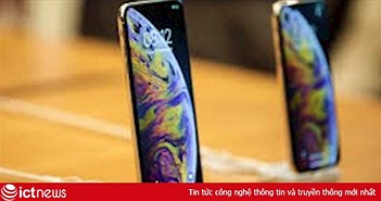 Các nhà cung ứng của Apple nhận được đơn đặt hàng thấp hơn dự kiến