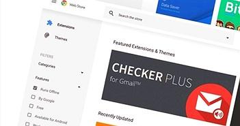 Google Chrome có hàng trăm nghìn extension, nhưng quá nửa số đó chưa vượt qua... 16 lượt cài