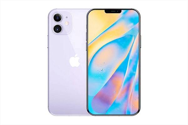 iPhone 12 5G sẽ có màn hình 5,4 inch