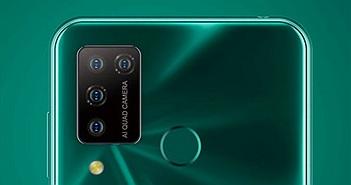 Smartphone 4 camera sau, RAM 6 GB, pin 4.400 mAh, giá gần 5 triệu