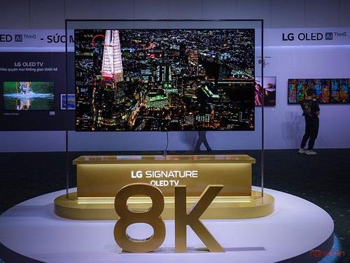 Đánh giá nhanh TV LG SIGNATURE OLED 8K đầu tiên và duy nhất trên thế giới giá 490 triệu
