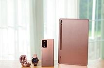 Ngắm Galaxy Note20 và những người bạn trong màu áo mới siêu đẹp, xem trực tiếp sự kiện ra mắt