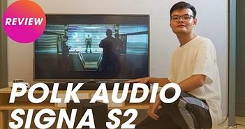 """Polk Audio Signa S2 -  Soundbar """"quốc dân"""" khó có đối thủ trong phân khúc 7 triệu"""