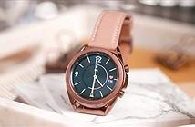Samsung Galaxy Watch 3 ra mắt: mỏng hơn, nhẹ hơn, màn hình lớn hơn