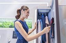 Samsung ra mắt tủ chăm sóc quần áo thông minh AirDresser giá 50 triệu
