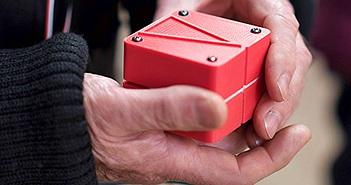 Animotus - chiếc hộp chỉ đường qua phản hồi xúc giác