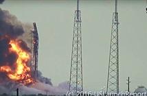 Tỷ phú SpaceX: Tên lửa Falcon 9 không nổ tung