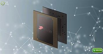 Huawei ra mắt chíp Kirin 970 thế hệ mới, chụp ảnh đẹp hơn iPhone