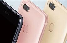 Xiaomi bắt tay với Google trình làng A1 giá rẻ có camera kép