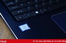 Chiếc laptop đầu tiên tại Việt Nam sử dụng vi xử lý Intel Core i thế hệ 8