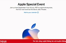 Dòng iPhone mới của Apple sẽ được ra mắt vào tháng 9