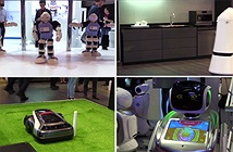 Robot sẽ sớm phổ biến trong các hộ gia đình