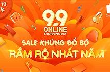 Shopee khởi động chương trình mua sắm trực tuyến giá 9.000 VND