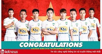 HAGL dẫn đầu bảng xếp hạng YouTube châu Á tháng thứ ba liên tiếp