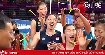 """Jack Ma hứa """"bao"""" tuyển thủ bóng chuyền nữ vô địch Asiad 2018 mua hàng miễn phí trên Taobao"""