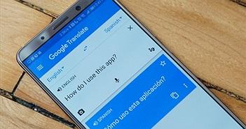 Khai thác tính năng ngoại tuyến của Google Translate trên smartphone