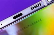 Vì sao Galaxy Note10 không có jack tai nghe và cáp chuyển đổi?