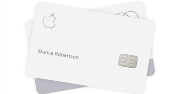 Thẻ tín dụng Apple Card không làm từ 100% Titan