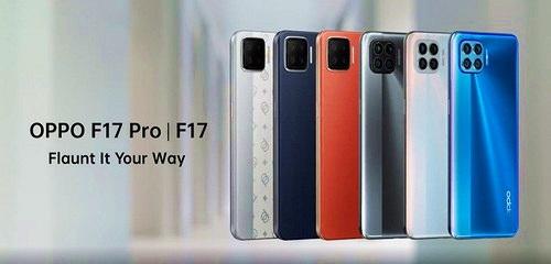 Oppo F17 và F17 Pro ra mắt: 6 camera AI, thiết kế rất đẹp dành cho người trẻ