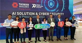 Taiwan Excellence mang đến các giải pháp trí tuệ nhân tạo và an ninh mạng tiên tiến
