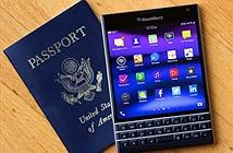 BlackBerry Passport chính hãng ở Việt Nam giá bao nhiêu?