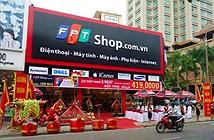 """FPT Shop lần đầu có lãi, đặt mục tiêu """"mỗi tuần mở 1 điểm bán mới"""""""