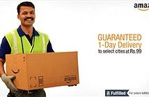 """Amazon phát triển đội quân cao bồi"""" và """"Jeff Bots"""" tại Ấn Độ"""