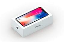 Ngắm vỏ hộp siêu lạ của iPhone X