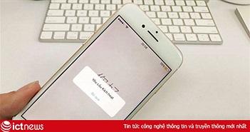 Bị Apple vô hiệu, iPhone sử dụng SIM ghép tại Việt Nam bị khóa mạng không còn sử dụng được