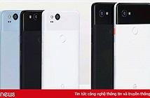 """Ra mắt Pixel 2, Google không quên """"đá xoáy"""" Apple"""