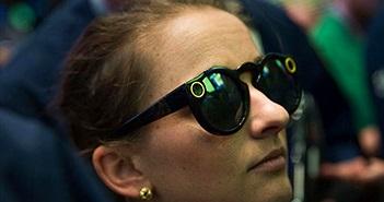 Snap đã bán được 150.000 chiếc kính thông minh Spectacles kể từ ngày ra mắt