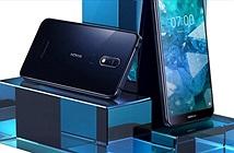 Nokia 7.1 trình làng với màn hình HDR, đẹp như iPhone X, giá khó cưỡng