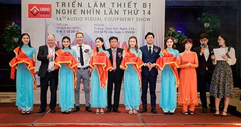AV Show Sài Gòn 2018 chính thức khai mạc