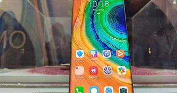 Không có Google Play Services, Huawei vẫn xuất ngoại Mate 30 ra khỏi Trung Quốc
