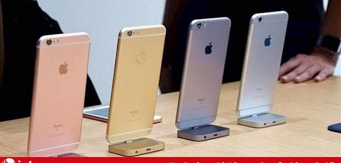 Apple sửa miễn phí iPhone 6s và 6s Plus bị lỗi nguồn