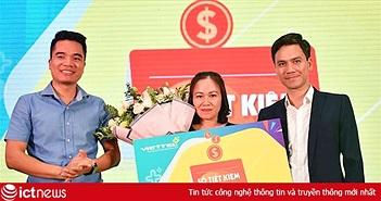 Sử dụng Viettel++, khách hàng ở Lâm Đồng trúng thưởng 1 tỷ đồng